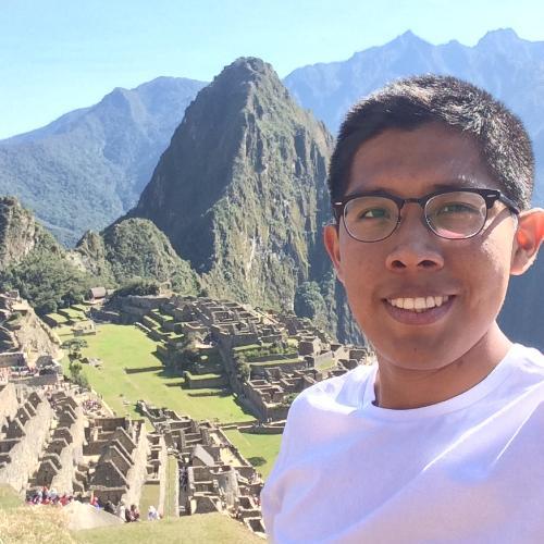 Uploaded to Wall of Wonders: Machu Pichu