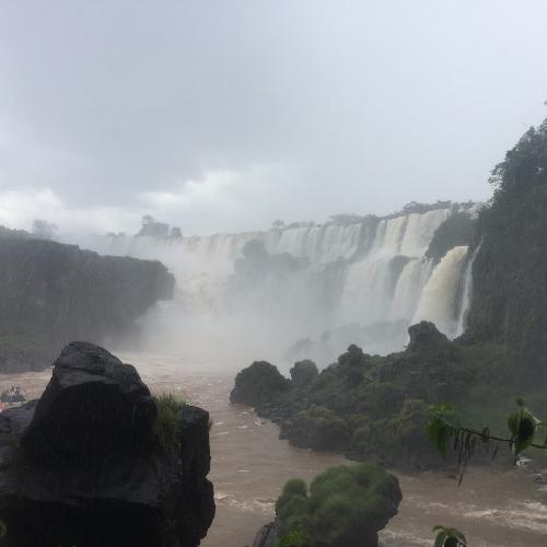 Uploaded to Wall of Wonders: Iguazu Falls